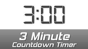 Timer For 3 Min Under Fontanacountryinn Com