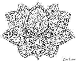 coloring pages of mandalas free printable mandala coloring pages and hard mandala coloring pages mandala
