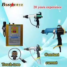 smart touch tone constant cur design manual paint electrostatic spray