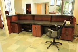custom office desk designs. Custom Office Desk Designs Reception Desks For Offices Counters Custommade U