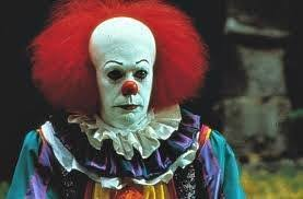what is the most frightening character in a movie that you have it is a 1990 supernatural horror miniseries based on stephen king s novel of the same it also known as pennywise the dancing clown or bob gray