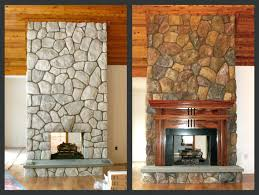 how to redo a stone fireplace i could re stain the stone with better colors and how to redo a stone fireplace