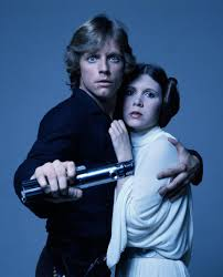 carrie fisher leia. Beautiful Fisher Mark Hamill And Carrie Fisher In Costume As Brother Sister Luke  Skywalker Princess Leia Getty Inside I