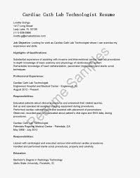 resume medical technologist medical technologist job description monster resume samples cardiac cath lab technologist resume sample laboratory technician resume sample