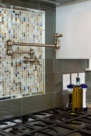 Modern Backsplash Are Backsplashes Important In A Kitchen In Detail Interiors