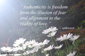 Authenticity Quotes Simple Quotes On Authenticity Flowing Free