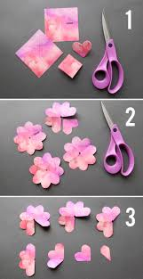 How To Make A Flower Out Of Paper Step By Step Make Gorgeous Paper Roses With This Free Paper Rose Template Its