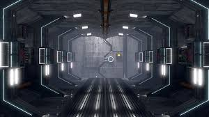 sci fi light texture. Sci Fi | Corridor Modelled And Textured In Blender Light Texture I