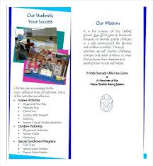 Free School Brochure Templates Template Back To