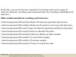 Wrestling Coach Resume Essay Research Critical Analysis Medicine Library