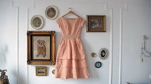 hanging dress wall decorations 1 1
