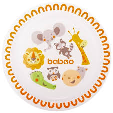 <b>Тарелка Baboo</b>, коллекция <b>Safari</b> (6+ мес.) - 5057778090202