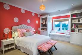 accent wall in kids room