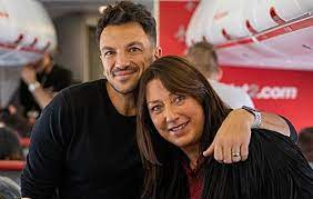 Peter Andre - Hays Travel award - Nantwich News