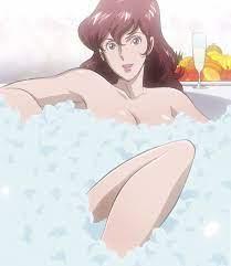 File:Lupin III Conan Movie 8.jpg - Anime Bath Scene Wiki