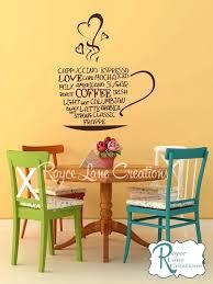wall art decor s coffee word art kitchen wall decal coffee art coffee decor kitchen coffee