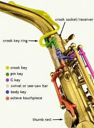 octave key mech problems