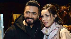 Reckless, But I Love You! Tamer Hosny Makes an Official Statement Regarding  Divorce Reports from Bassma Boussel