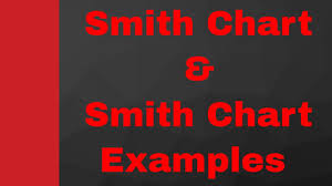 Smith Chart Explained Smith Chart Examples Smith Chart For Transmission Line Transmission Line Microwave Engineering