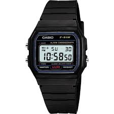 buy men s watches at argos co uk your online shop for jewellery more details on casio men s lcd black resin strap watch