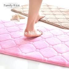 pink bathroom mat pink bathroom rug sets cute bath rugs bathroom designed for your flat