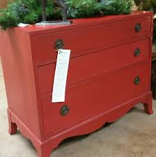 painted red furniture. Shizzle Design | This Year\u0027s Little Red Dresser Along With Lots Of Other Painted Furniture Makeovers At