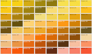 Orange Pantone Color Chart Pantone Color Matching For Custom Pins Pinprosplus