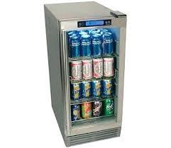 vissani beverage cooler can outdoor beverage refrigerator built in wine cooler home depot