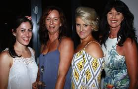 CLUB HOTEL: Ash Stewart, Shannon Hodges, Cassie Mandersohn and Vicki ... |  Buy Photos Online | News Mail