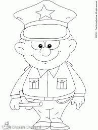 Kleurplaten Politieman Brekelmansadviesgroep