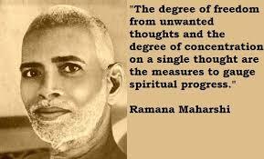 Ramana Maharshi Quotes | Random Thoughts | Pinterest | Quote and ... via Relatably.com