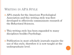 Basic Apa Style The Basics Of Apa Style Sixth Edition Ppt Video Online Download