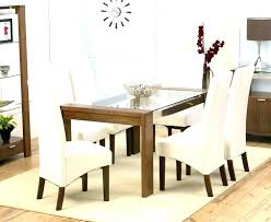 dining room table 6 chairs full size of round glass dining table with 6 chairs room