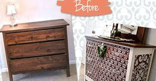 Decorative Painted Furniture Designs