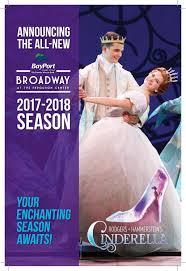 Cnu Ferguson Center Seating Chart 2017 2018 Broadway Series By Cnus Ferguson Center For The