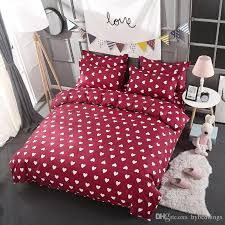 size of double duvet cover uk photos whole love heart red bedding set white hearts