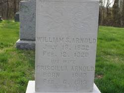 Priscilla Arnold (1847-1919) - Find A Grave Memorial