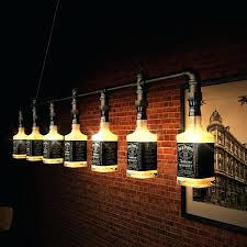 jack daniels chandelier jack glass beer bottle chandelier elegant photo diy jack daniels chandelier