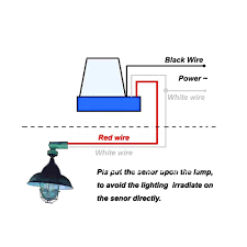 photo control sensor wiring photo image wiring diagram 220v photocell wiring diagram 220v image wiring on photo control sensor wiring