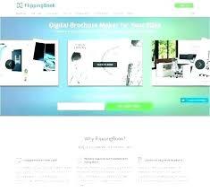 Brochure Online Pamphlet Template Free Online Booklet Design