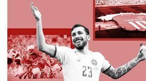 Euro 2020: Denmark goes football crazy ...