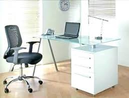 glass office tables. glass office desk executive table modern black tables w