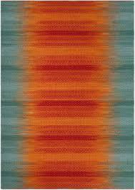 safavieh kilim klm821a teal red area rug