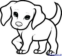 Biscuit The Puppy Coloring Pages Dog Free Online Puppies Little