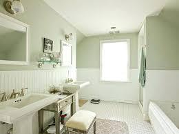 white beadboard bathroom. Beadboard In Bathroom Serene By White Walls E