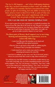 bounce back how to survive thrive and maximise challenging life bounce back back cover