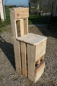 diy pallet fishing chair build pallet furniture