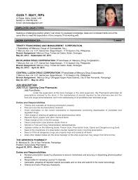 100 Pharmacy Manager Job Description Virtual Office Manager