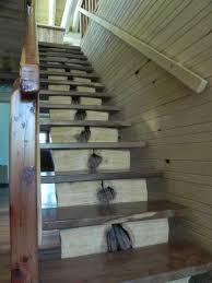 Rustic Stair Railing Arlene Designs - HD Wallpapers