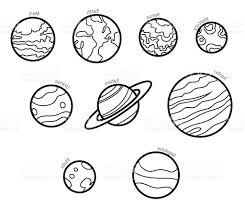 15 line solar system pla s vector image best 15 line solar system pla s vector image solar system pla s drawing at solar system pla s drawing at